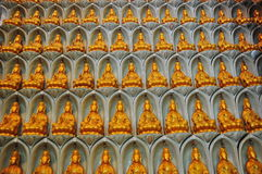 Buddhist figurines Stock Images