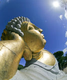Buddhist Garden - Statue Royalty Free Stock Photography