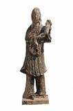 Buddhist goddess statue. In Thailand royalty free stock photo