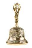 Buddhist hand bell Stock Photo