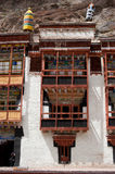 Buddhist heritage, Hemis monastery. India Royalty Free Stock Photo