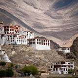 Buddhist heritage, Likir monastery. India Royalty Free Stock Image