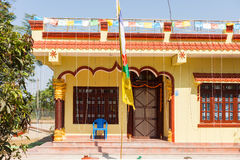 Buddhist house Royalty Free Stock Image