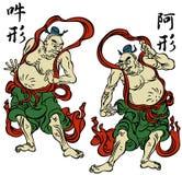 Buddhist image, Royalty Free Stock Photos