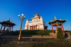 Buddhist Khurul stock image