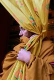 Buddhist Lama Stock Image