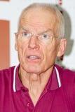 Buddhist Lama Ole Nydahl Stock Photo