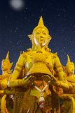 Buddhist lent day Royalty Free Stock Image