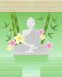 Buddhist meditation Royalty Free Stock Photos