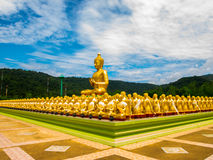 The Buddhist Memorial Park. Royalty Free Stock Photos