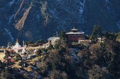 Buddhist Monastery 1 Royalty Free Stock Photography