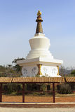 Buddhist monastery Royalty Free Stock Photo