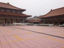 Buddhist monastery entrance Royalty Free Stock Photo