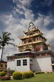 Buddhist Monastery Royalty Free Stock Photos