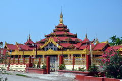 Buddhist monastery Royalty Free Stock Image