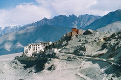 Buddhist Monastery Stock Photography