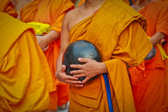 Buddhist monk Stock Image