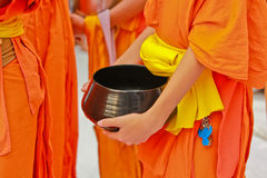 Buddhist monk Royalty Free Stock Image