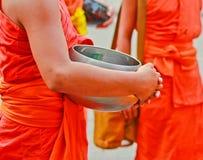 Buddhist monk Royalty Free Stock Photo