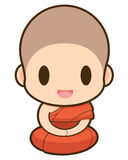 Buddhist Monk Stock Images
