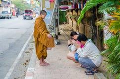 Buddhist monk Stock Photo