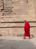 Buddhist monk Stock Photo