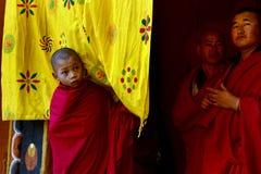 Buddhist Monk Stock Image