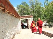 Buddhist Monk. Royalty Free Stock Image