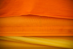 The Buddhist monk's robe Stock Image