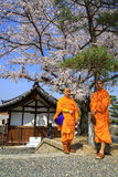 Buddhist monk Stock Photos