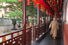 Buddhist Monk Royalty Free Stock Photos