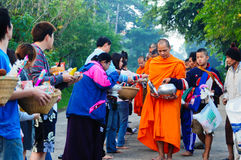 Free Buddhist Monks In Thailand Stock Photo - 19852380