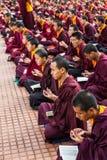 Buddhist Monks Stock Photos