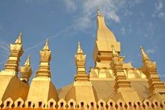 Buddhist monument Stock Image