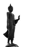 Buddhist Monuments. The Statue of the Walking Buddha Stock Photography
