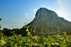 Buddhist Mountain Stock Image