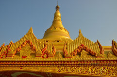 Buddhist Pagoda Stock Photo