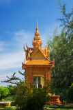 Buddhist pagoda Royalty Free Stock Photo