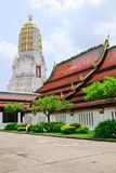 Buddhist pagoda and temple Stock Photography
