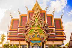 Buddhist pagoda Thailand Stock Images
