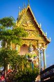 Buddhist pagoda Thailand Stock Photo