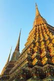 Buddhist Pagoda of Thailand stock photo