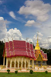 Buddhist pagodas Royalty Free Stock Images