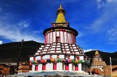 Buddhist pagodas Stock Photography