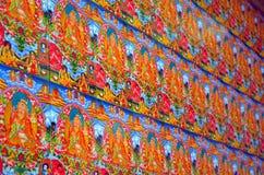 Buddhist painting Stock Photography