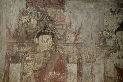 Buddhist paintings Royalty Free Stock Image