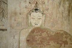 Buddhist paintings Royalty Free Stock Photo