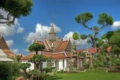 Buddhist pavilion Stock Photos