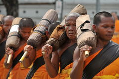 Buddhist Pilgrimage Stock Photos