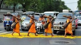 Buddhist Pilgrimage Royalty Free Stock Photos